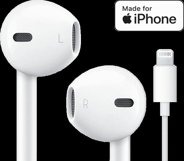 Apple earpods iPhone lightning