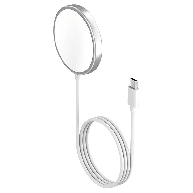 Magnetisk trådløs oplader iphone