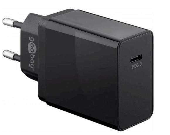 GOOBAY USB-C OPLADER